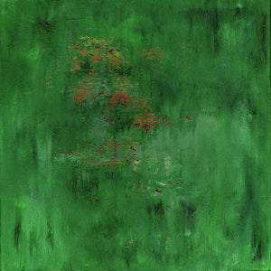 green abstract art -gamma 123, green-Sensory Art House