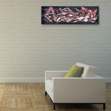 Load image into Gallery viewer, drip-abstract-Iota21 - Abstract Wall Art Print-style-of-Jackson-Pollock