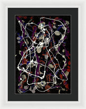 Load image into Gallery viewer, Framed Print, Iota(ι) #15 - Premium Framed Print,Sensory Art House