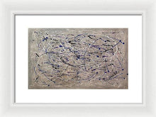 Load image into Gallery viewer, Framed Print, Iota(ι) #25  - Premium Framed Print,Sensory Art House