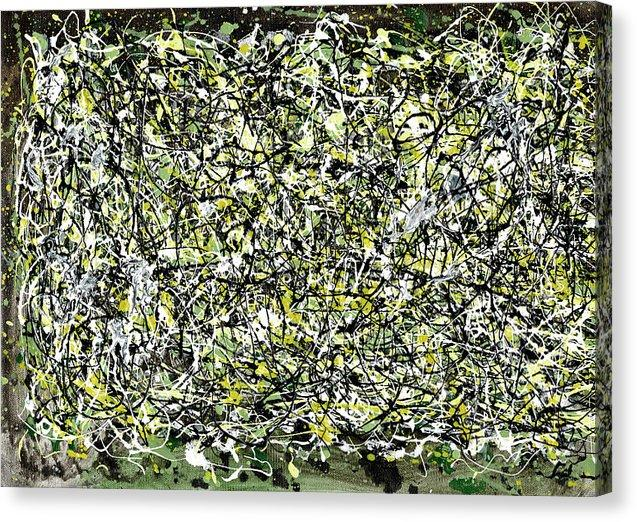 Canvas Print, Iota(ι) #31a - Abstract Wall Art - Canvas Print,Sensory Art House