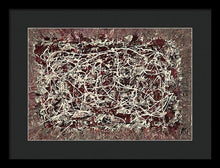 Load image into Gallery viewer, Framed Print, Iota(ι) #8  - Premium Framed Print,Sensory Art House