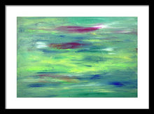 Load image into Gallery viewer, Lamda 15 Abstract - Framed Print