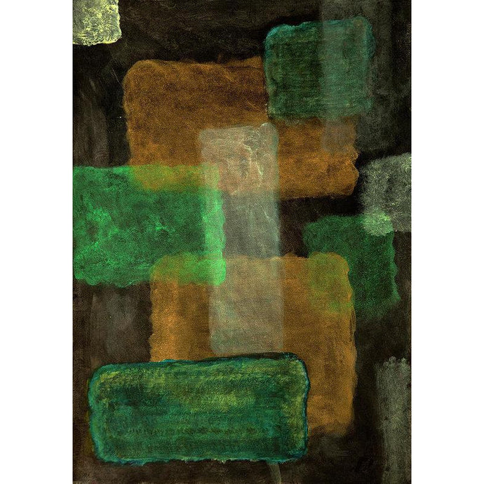 Mu 16 Abstract Wall Art Print-in-style-of-mark-rothko