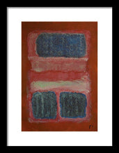 Load image into Gallery viewer, Framed Print, Mu(𝝻) #23  - Premium Framed Print,Sensory Art House