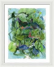Load image into Gallery viewer, Phi 12 Abstract - Framed Print
