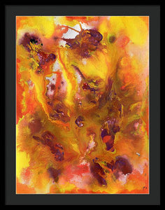 Phi 16 Abstract - Framed Print