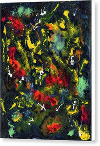 Phi #40 Abstract - Canvas Print