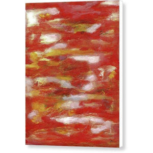 Canvas Print, Gamma #104 Abstract Wall Art - Canvas Print,Sensory Art House