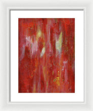 Load image into Gallery viewer, Framed Print, Gamma #105 Abstract Wall Art - Framed Print,Sensory Art House