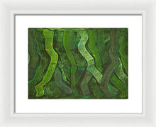 Load image into Gallery viewer, Framed Print, Rho(ρ) #10  - Premium Framed Print,Sensory Art House