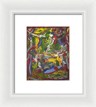 Load image into Gallery viewer, Framed Print, Rho(ρ) #13  - Premium Framed Print,Sensory Art House
