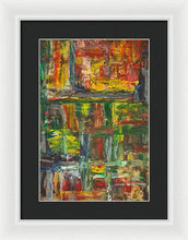 Load image into Gallery viewer, Framed Print, Rho(ρ) #14  - Premium Framed Print,Sensory Art House