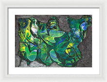 Load image into Gallery viewer, Framed Print, Rho(ρ) #16  - Premium Framed Print,Sensory Art House