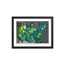Load image into Gallery viewer, Framed Prints, Rho(ρ)#16   Standard Framed Print,Sensory Art House