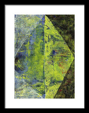 Load image into Gallery viewer, Framed Print, Xi #1 Abstract Wall Art - Framed Print,Sensory Art House