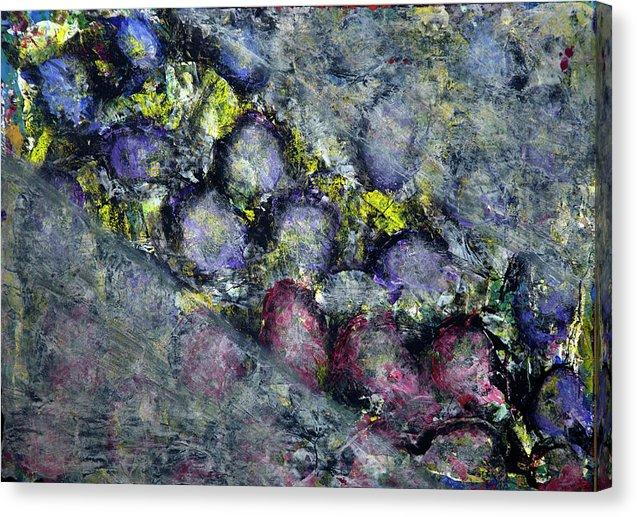 Canvas Print, Xi #9 Abstract Wall Art - Canvas Print,Sensory Art House