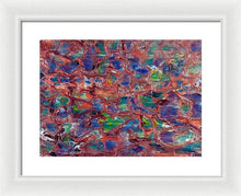 Load image into Gallery viewer, Framed Print, Xi(ξ) #6  - Premium Framed Print,Sensory Art House