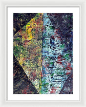 Load image into Gallery viewer, Framed Print, Xi(ξ) #7  - Premium Framed Print,Sensory Art House
