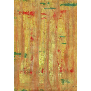orange-abstract-Gamma 63 Abstract Wall Art Print
