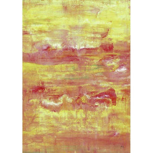 orange-abstract-Gamma 96 Abstract Wall Art Print