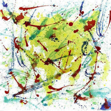 Load image into Gallery viewer, drip-abstract-Iota 31 - Abstract Wall Art Print-style-of-Jackson-Pollock