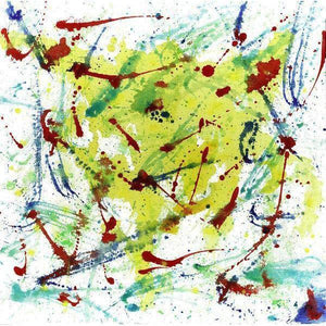drip-abstract-Iota 31 - Abstract Wall Art Print-style-of-Jackson-Pollock