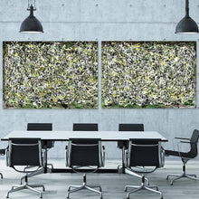 Load image into Gallery viewer, grey-gray-abstract-art-Iota 31b - Abstract Wall Art Print