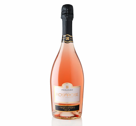"Spumante Rosato Brut ""Rosarose Rosè"" - Cantine PaoloLeo - GustoWine.it"