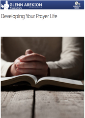CD - Developing Your Prayer Life