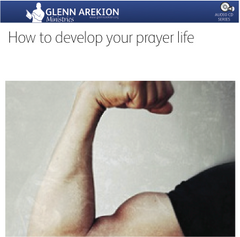 CD - How to develop your prayer life