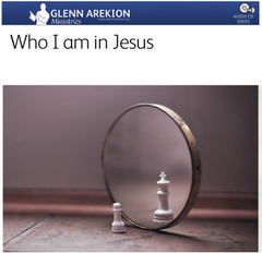 CD - Who I am in Jesus