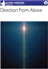 Direction from Above - DVD