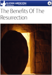 The Benefits Of The Resurrection - DVD
