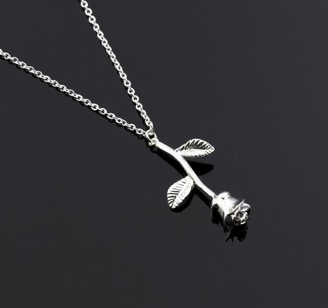 Forever Rose Necklace-Accessoryssimo