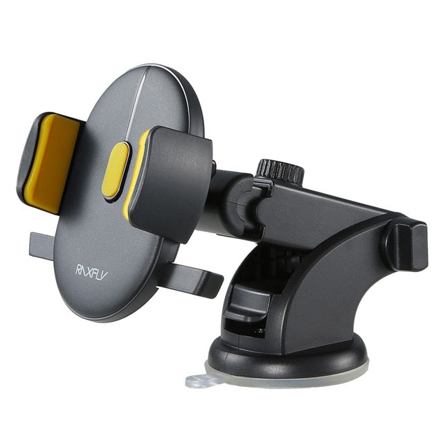 Auto Lock Car Phone Holder-Accessoryssimo
