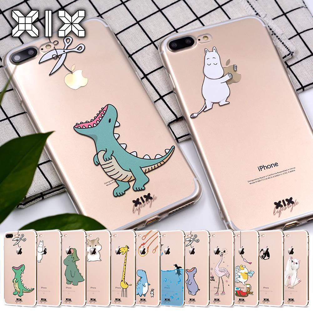Cute Animals Cover For iPhone