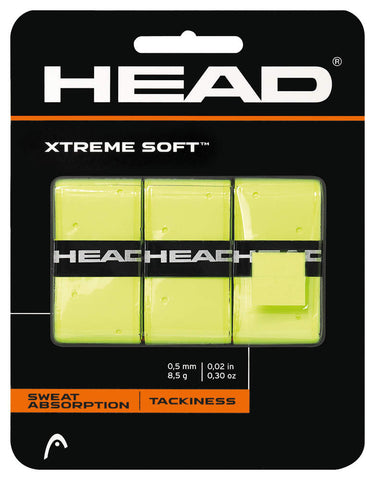 HEAD Overgrips XTREMESOFT 3er Pack