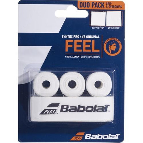 Babolat Grip&Overgrip DUO Pack -Griffbänder-