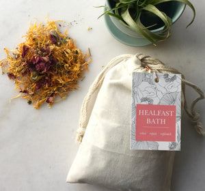 HealFast Bath - Postpartum Herbal Bath
