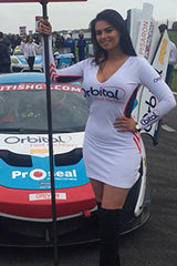 Grid Girl Outfits
