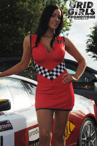 Grid Girls - Dress