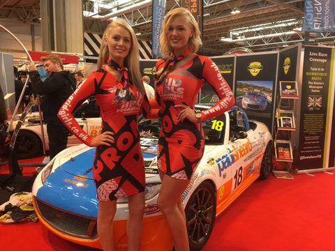 Grid Girls - Red Grid Girl Dress