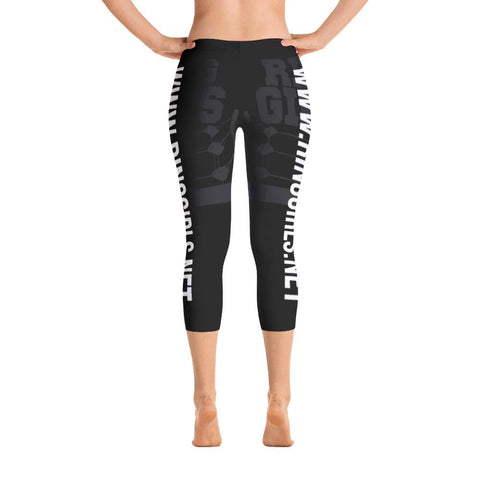 Ring Girls UK - Capri Leggings