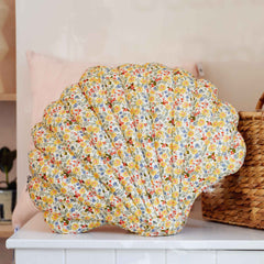 fro cushion shell ditsy shape Bloomingville mon pote
