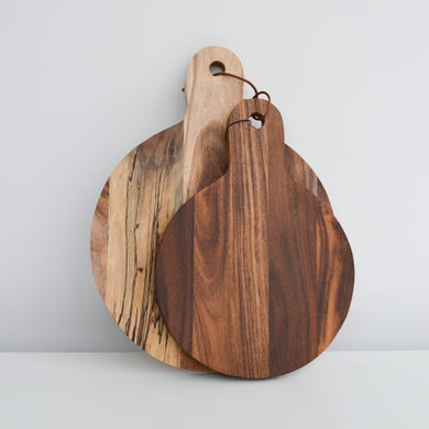 House Doctor Acacia Wooden Chopping Boards
