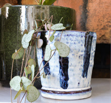 Load image into Gallery viewer, Bloomingville Blue Dash Pot