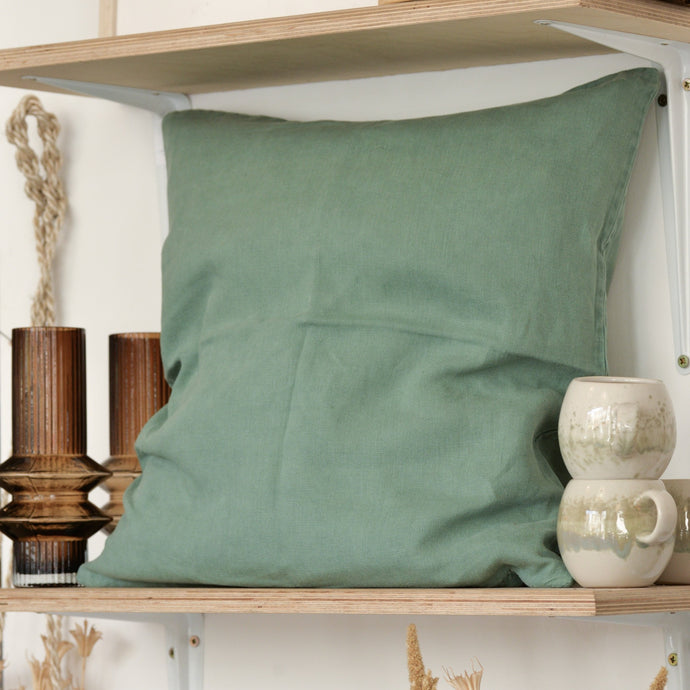 green-cushion