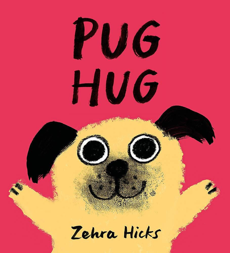 Pug Hug by Zehra Hicks
