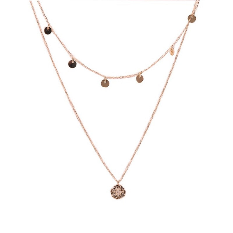 Linette Gold Necklace